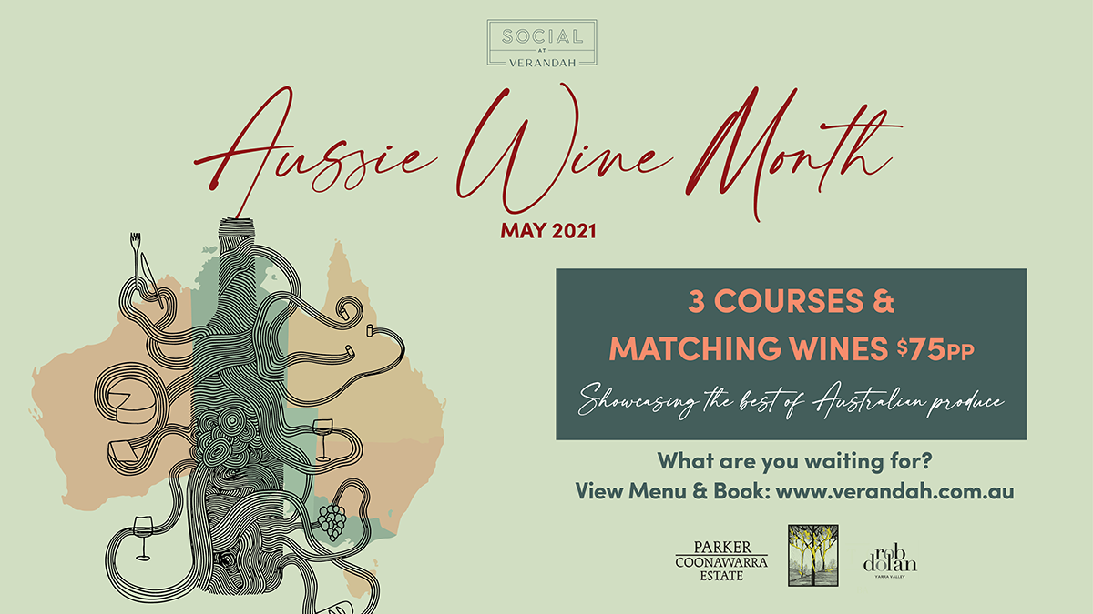 Aussie Wine Month at Social